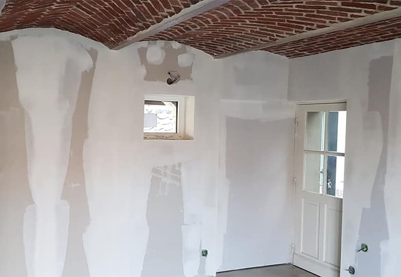 Rénovation à Mazingarbe