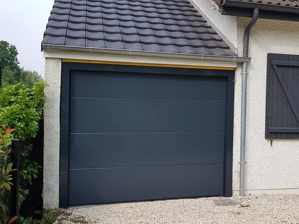 Pose de porte de garage à Essars